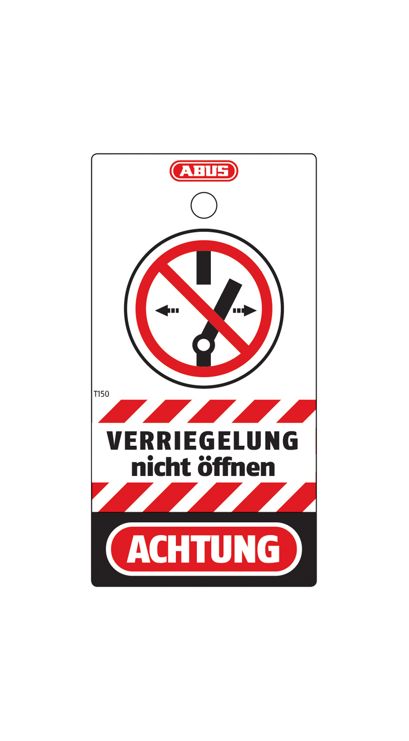 abus T150 safety tag