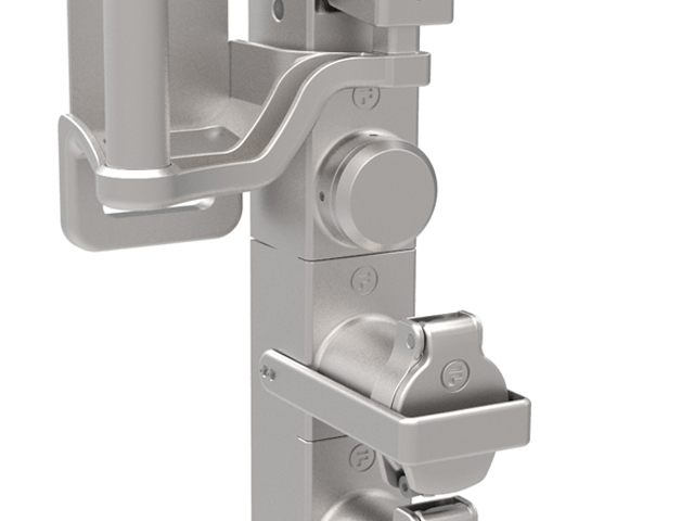 mechanical stainless steel door interlock