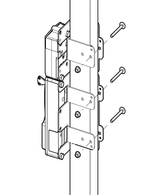 mounting brackets for safety switches