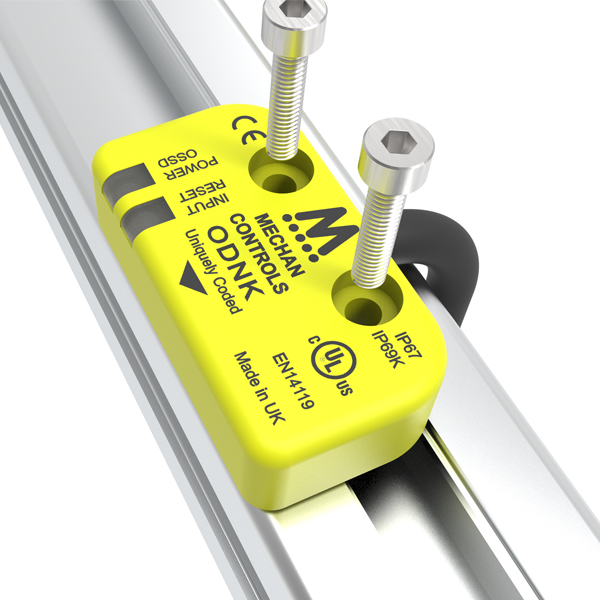 Mechan O-Type non-contact safety switch with RFID